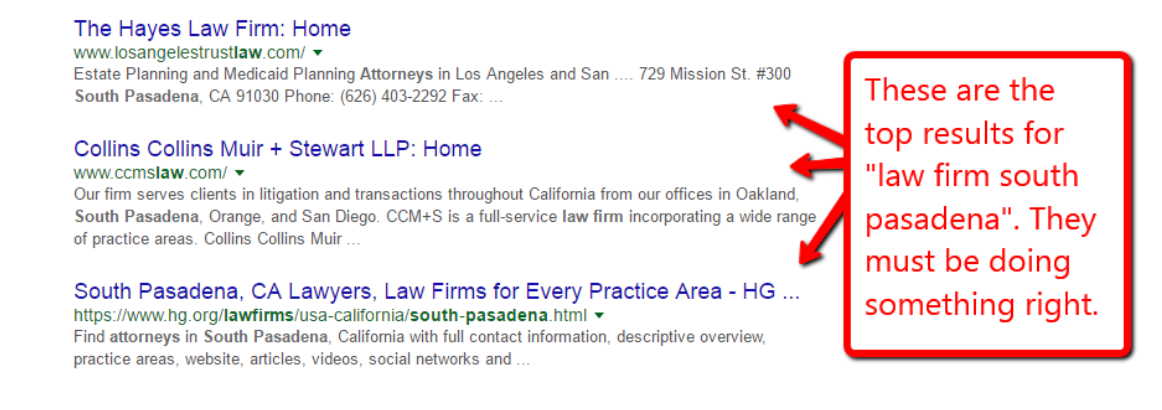Law Firm Marketing and Advertising